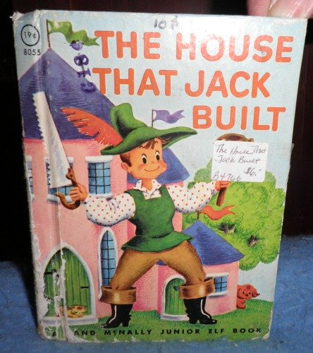 Book - The House That Jack Built