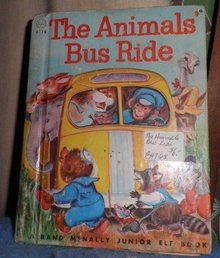 Book - The Animals Bus Ride