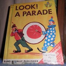 Book - Look! A Parade