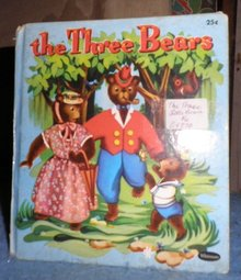 Book - The Three Bears