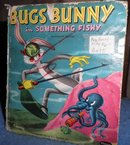 Book - Bugs Bunny in Something Fishy