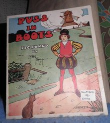 Book - Puss in Boots