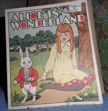 Book - Alice in Wonderland
