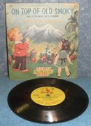 Record - 78rpm - Children's