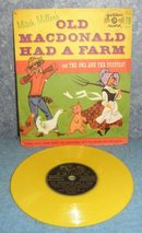Record - 78rpm - Children's