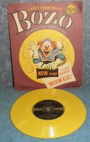 Record 78rpm Larry Harmon's TV Bozo