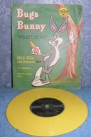 Record 78rpm Bugs Bunny