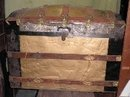 Vintage/Antique Dome Trunk  B3276