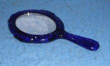 Mirror - Hand - Blue