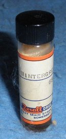 Bottle Oil of Wintergreen