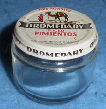 Jar Dromedary Pimientos