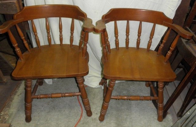 Chairs with Arms
