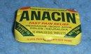 Anacin Tin