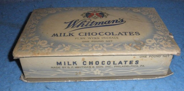 Box - Whitman's