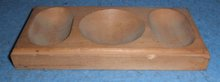 Tray Three Section