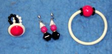 Jewelry - Earring Bracelet and Ring