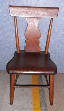 Chairs - Plank Bottom
