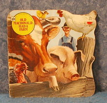 Old Macdonald Had A Farm - Child's Story Book