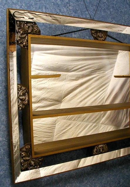 Elegant Art Deco Mirror - Unique-Different