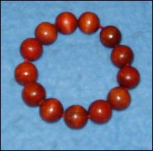 Bracelet - Wood Beads
