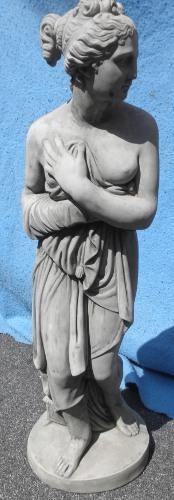 Statue - Nude Lady Standing Y986
