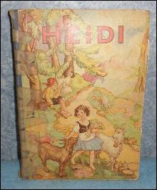 Book - Heidi