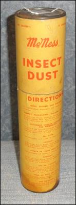 McNess Insect Dust