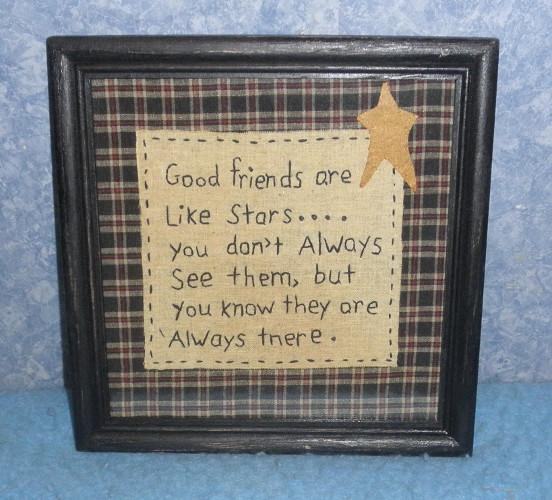 Sampler - Good Friends