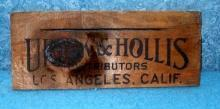 Box End - Urick and Hollis