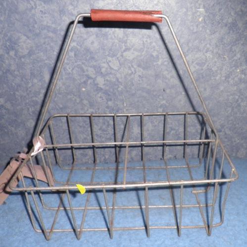 Wire Milk Basket B3260