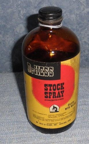 Stock Spray