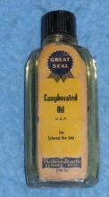 Camphorated Oil - Great Sea;