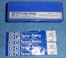 Thermometer B-D