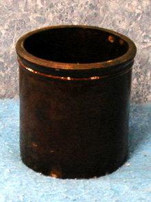 Crock - Brown - Medium Size B1781A