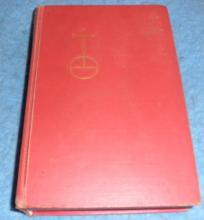 Service and Hymnal Song Book