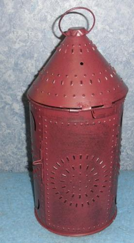 Lantern - Paul Revere - Large - Red