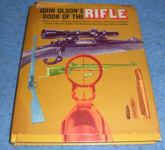 Book John Olson's Rifle