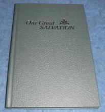 Book Our Great Salvation