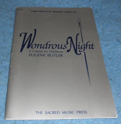 Book Wondrous Night
