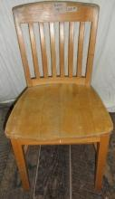 B2581  Vintage/Antique Solid Chair