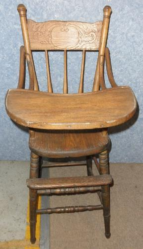 Highchair with Tray B5042