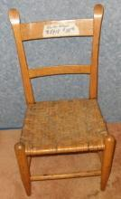 Chair - Childs Ladder Back