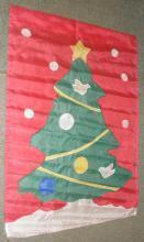 Flag - Christmas Tree