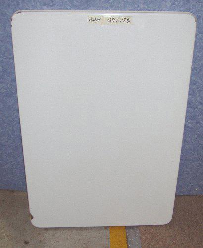 All White Hoosier Enamel Top B3814