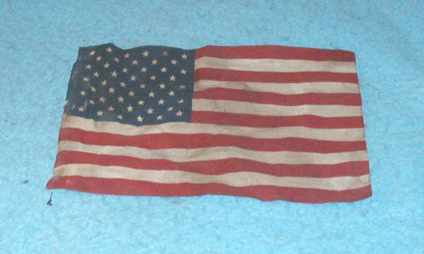 American Flag F595