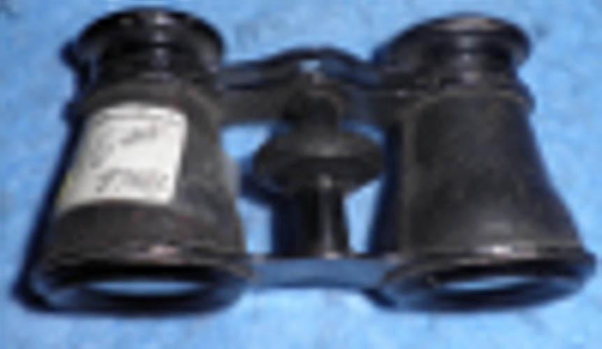 Binoculars, Small Black B3863