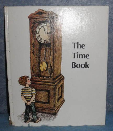 Book - The Time Book B4909