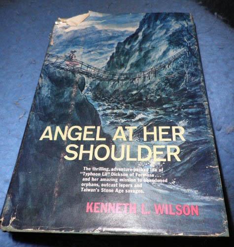 Book, Angel at Her Shoulder B4705