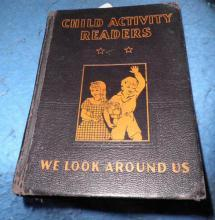 Book, Child's Activity Reader B4703