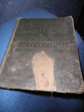 Book, New Geography B4711